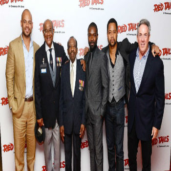 Red Tails premieire