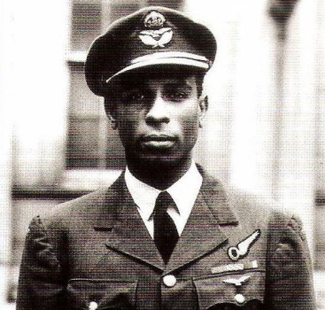 Ulric_Cross_highest ranking and most decorated black man in RAF during WW2