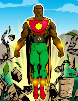 garvey_superhero_site